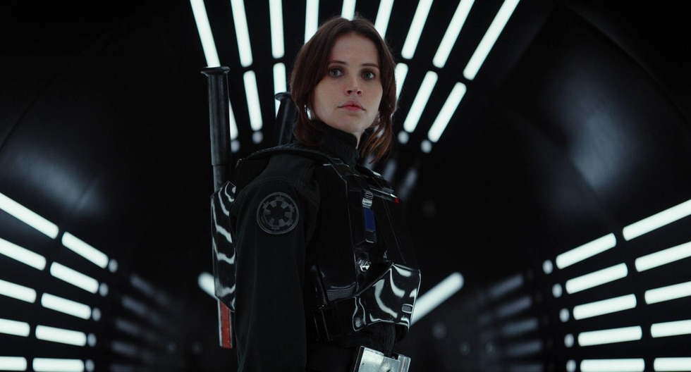 "PUESTO 1: ""Rogue One: A Star Wars Story"" (2016). Foto: Lucasfilm."