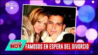 Famosos de la TV peruana que aún esperan el divorcio