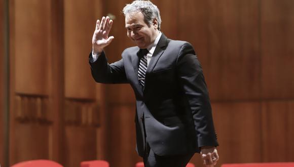 Francisco Petrozzi: la tercera baja del Gabinete Zeballos en medio de cuestionamientos