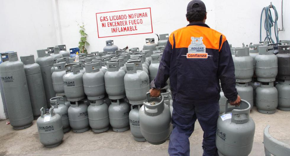 El precio del balón de gas vuelve a dispararse hacia las nubes pese a las medidas tomadas por el Gobierno. (Foto: GEC)