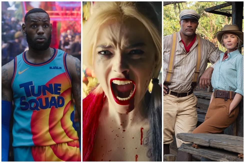 """Cinemark y Cineplanet reabrirán sus puertas este 5 de agosto, casi un año y medio después de detener toda su actividad debido a la emergencia sanitaria del COVID-19. En sus salas podremos ver algunos de los últimos estrenos de Hollywood como el blockbuster """"The Suicide Squad"""", """"Space Jam: A New Legacy"""" y """"Jungle Cruise"""". (Fuente: Warner Bros. Pictures/Disney)"""