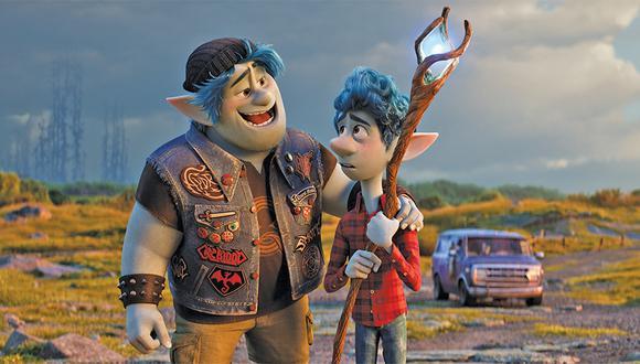"""Pixar triunfa en taquilla con el estreno de la """"Onward"""" (Foto: Pixar)"""