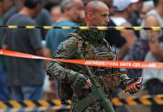 Brasil: Rehenes son liberados de bar en Río de Janeiro tras casi ocho horas de secuestro