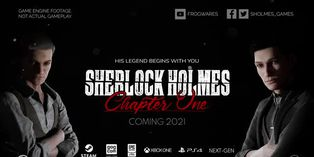 Se anuncia Sherlock Holmes: Chapter One