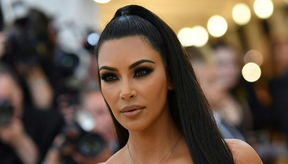 Kim Kardashian donará parte de lo recaudado con su próxima fragancia para ayudar a contrarrestar la pandemia del COVID-19. (FOTO: AFP)