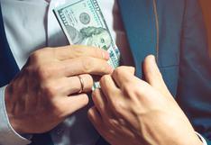 El 20% de empresarios peruanos cree que perdió una oportunidad de negocio porque su competidor pagó un soborno