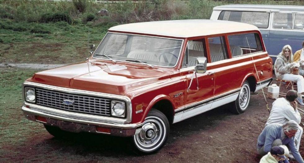 Mientras que el modelo Gen 6 fue utilizado entre 1967-1072. (Foto: Chevrolet)