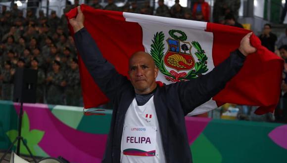 Carlos Felipa ganó de la medalla de plata en lanzamiento de bala en los Juegos Parapanamericanos 2019. El paratleta peruano habló con El Comercio y se refirió a los Juegos Deportivos Escolares 2019