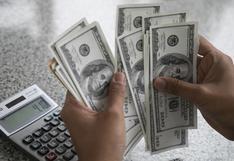 BCR: Agentes económicos estiman que tipo de cambio cierre el año en S/ 4,07 en promedio