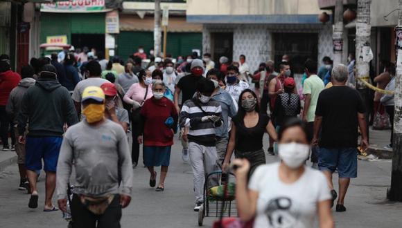 Aumentaron los casos de coronavirus en el país. (Foto: GEC)