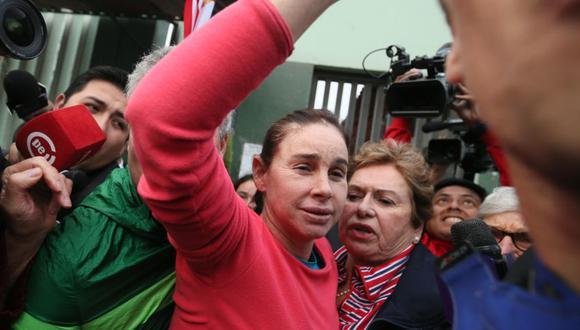Silvana Buscaglia: accidentada salida de prisión tras indulto - 7