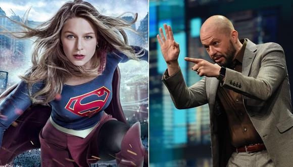 "Jon Cryer se suma al elenco de la serie ""Supergirl"". (Fotos: Difusión/ AFP)"