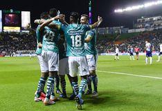 ¡León líder de la Liga MX! Derrotó 3-0 a Pachuca por la fecha 3° del Torneo Clausura 2020 [VIDEO]