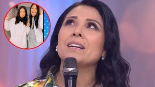 Tula Rodríguez reaparece en TV y envía tierno mensaje a su hija