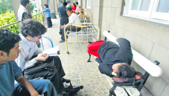 Minsa ofrece S/.100 mlls. para cubrir horas extras en huelga