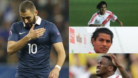 Karim Benzema ha marcado 27 goles en la selección de Francia.