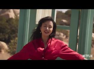 """Selena, la serie: Netflix lanza video musical de """"Amor prohibido"""""""