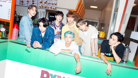 """BTS lanza """"BE (Deluxe edition)"""" y envía un mensaje de ánimo a sus seguidores. (Foto: Big Hit Entertainment/Twitter)."""