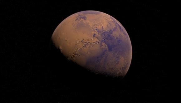 Marte es el segundo planeta más cercano a la Tierra. (Foto: Pixabay)