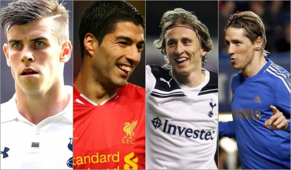 Los 11 cracks que pasaron por la Premier League y no pudieron coronarse campeones [FOTOS]
