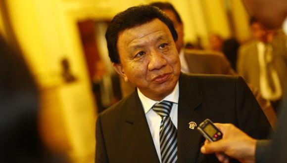 Enrique Wong: Hay indicios muy fuertes para desaforar a León