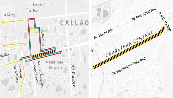 La construcción de la Línea 2 del Metro de Lima inició en el año 2015.