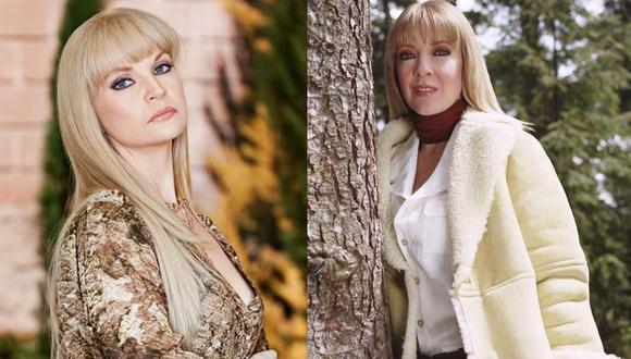 Ana Patricia Rojo y Edith González protagonizaron en diferentes momentos la telenovela Mujer de madera. (Foto: Instagram Ana Patricia Rojo / AFP)