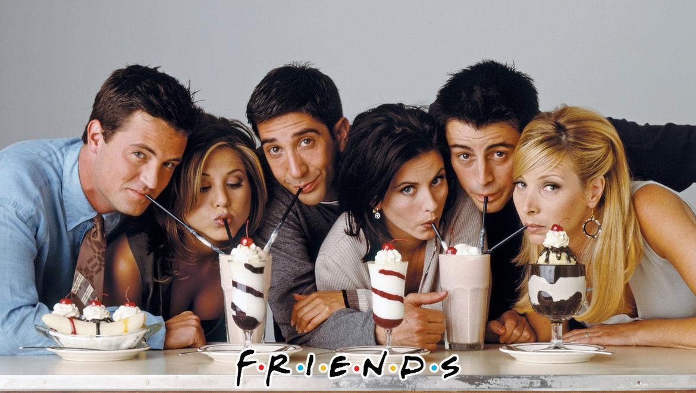 Friends es una serie de televisión estadounidense creada y producida por Marta Kauffman y David Crane. | Crédito: NBC