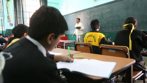 Jornada escolar completa: 1.000 colegios más ampliarán horarios