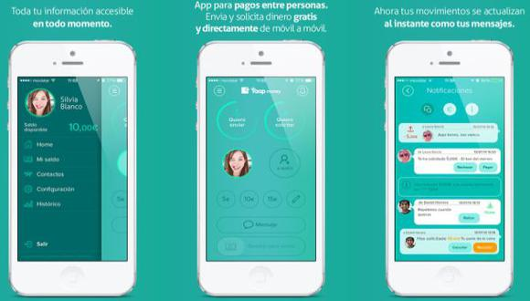Yaap Money: app para enviar dinero de manera instantánea