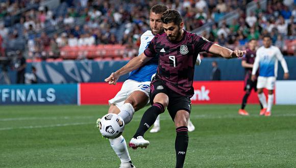 Costa Rica enfrenta a México por la semifinal de la Liga de Naciones de Concacaf | Foto: @miseleccionmx