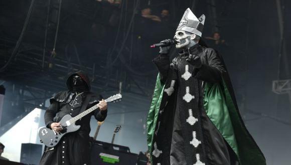 Este es el posible setlist de Ghost para el concierto de hoy