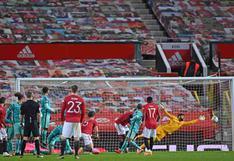 Manchester United vs. Liverpool: Bruno Fernandes marcó un golazo de tiro libre para el 3-2 en FA Cup | VIDEO