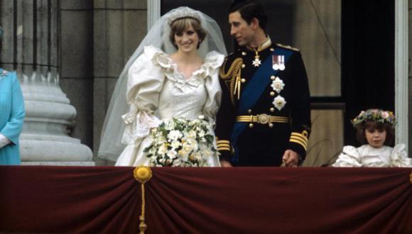 Justo antes de salir con Diana, Charles le hizo una propuesta de matrimonio a Anna Wallace y otra a Lady Amanda Knatchbull (Foto: Getty Images)