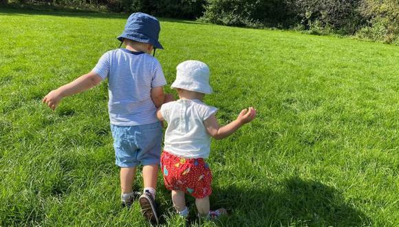 El confinamiento puede estar teniendo un gran impacto en los niños. (BBC)