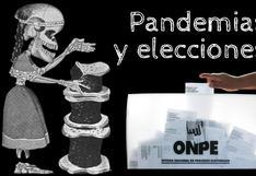 ¿Sabía usted que estas son las terceras elecciones que celebra el Perú en medio de una pandemia?