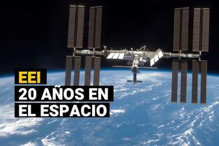 Estación Espacial Internacional: los logros del proyecto que cumplió 20 años en el espacio