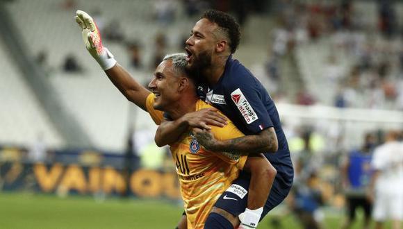 PSG buscará su primera victoria en la Ligue 1 tras estrenarse con una derrota. (Foto: AFP)