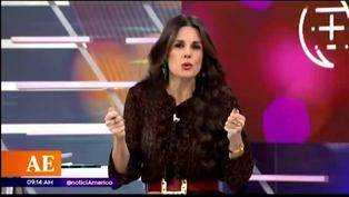 Rebeca Escribens muestra su apoyo vacunación de peruanos en EE. UU