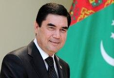 ¿Quién es Gurbangulí Berdimujamédov? Todo sobre el frívolo presidente de Turkmenistán