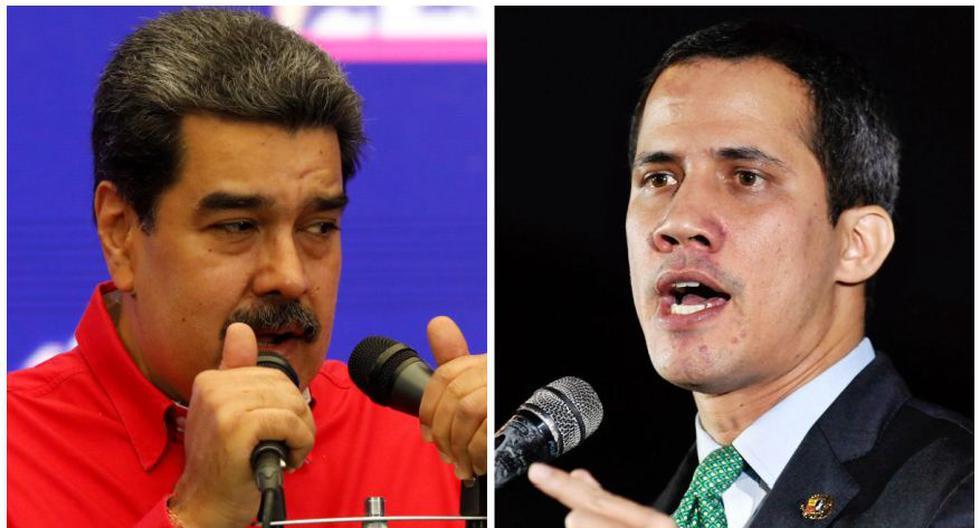 Representantes del gobierno de Nicolás Maduro y de la oposición, liderada por Juan Guidó, inician nuevo diálogo en México. (Foto: Reuters / AFP)