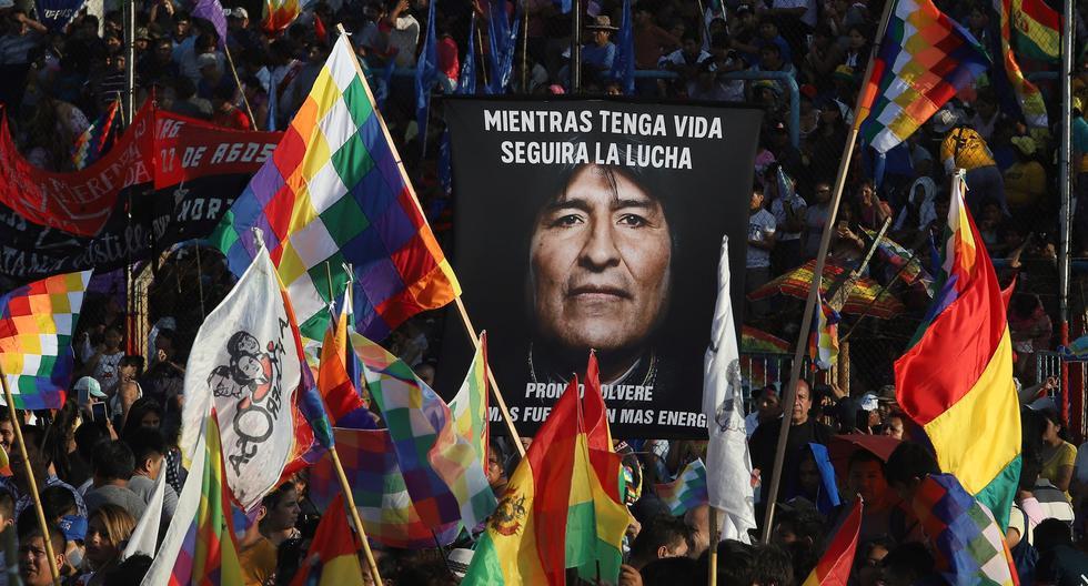 Según el estudio realizado entre el jueves 9 y lunes 13 de enero le da un 26% de intención de voto al Movimiento al Socialismo, aunque aún no se conocía que el exministro Luis Arce sería el candidato a la presidencia. (Reuters)