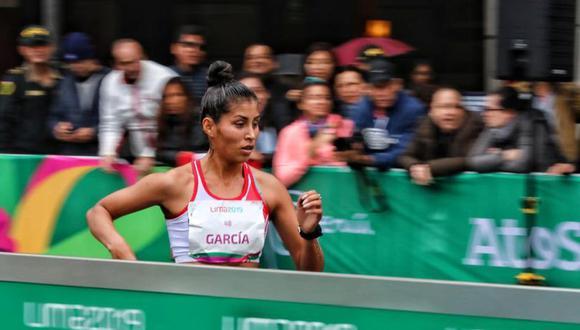 Kimberly García le dio una medalla de plata a Perú en Lima 2019. (Foto: GEC)