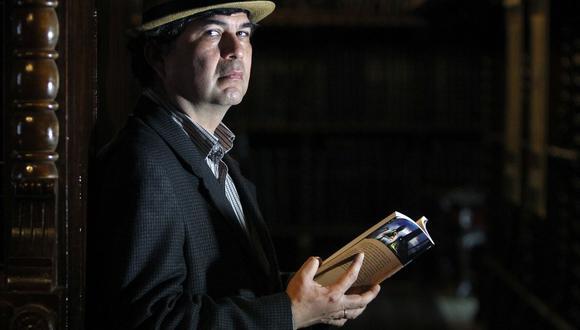 El escritor José Güich Rodríguez. (Foto: Alessandro Currarino/El Comercio)