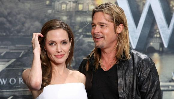 Angelina Jolie y Brad Pitt anunciaron su divorcio en septiembre del 2016, pero hasta ahora no se ha concretado por temas legales. (AFP).