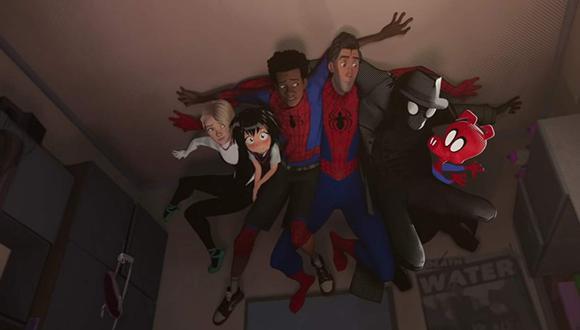 """""""Spider-Man: Into the Spider-Verse"""" (Foto: Marvel)"""