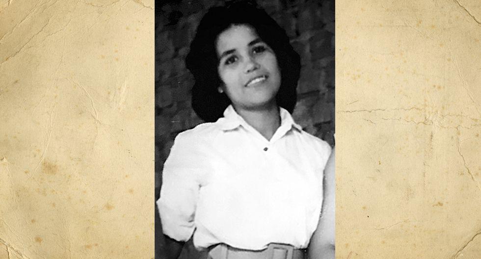 María Alamo Robledo de Correa tenía 20 años en 1956. Actualmente tiene 83 años, fue enfermera en la clínica delgado, casada hace 62 años,  tuvo 6 hijos y ahora tiene 9 nietos.