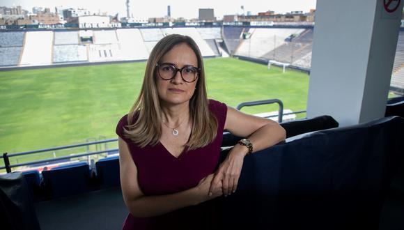 Bohorquez fue elegida administradora a finales del 2019 por la Junta de Acreedores. (Foto: Eduardo Cavero)