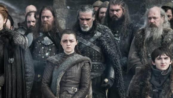 """El primer libro de la serie """"Game of Thrones"""" llegó a las estanterías en 1996. (Foto: Difusión)"""