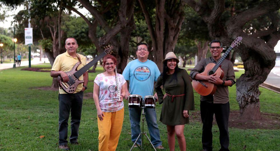 El quinteto Son y Boleros